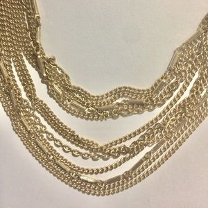 Vintage Jewelry - Vintage layered necklace